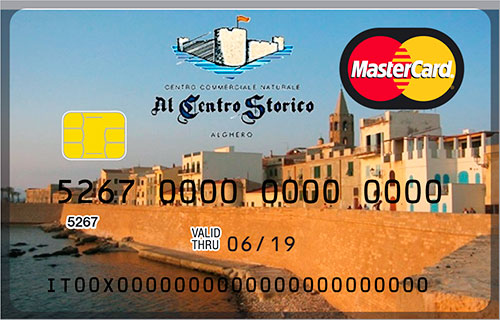 Alghero Pay Card Fidelity Card