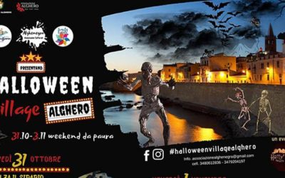 "Halloween Village Night: in Centro Storico un weekend ""da paura"""